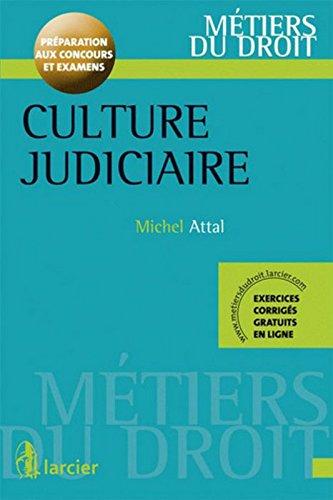 Culture judiciaire