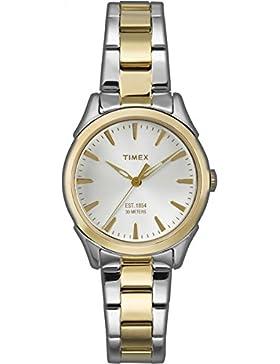 Timex Damen-Armbanduhr Analog Quarz TW2P81900