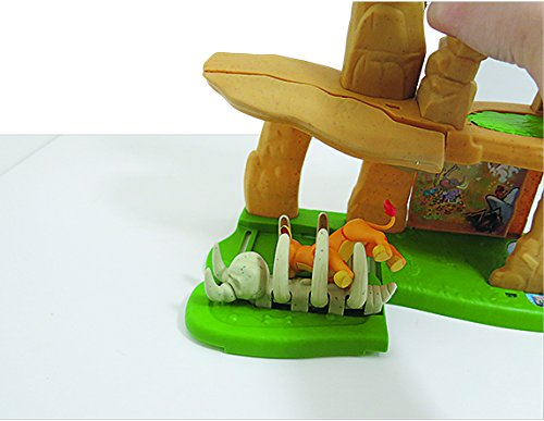 La Guarida del León - Playset Manada (Simba 9318728)