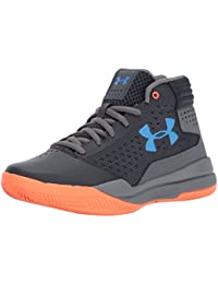5d0d0b3cbc5d Amazon.co.uk  Under Armour - Basketball Shoes   Sports   Outdoor ...