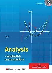 Analysis - anschaulich und verständlich für Wirtschaftsgymnasien und Fachoberschulen: Schülerband