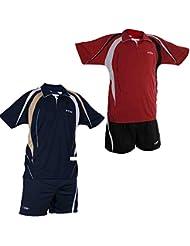 TSP Camisa Isamu, Opciones L, azul marino / oro