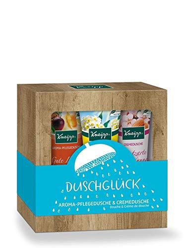 Kneipp Duschen Geschenkpackung- Duschglück, 3 x 3er Pack (9 x 75 ml)
