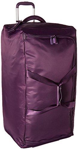 lipault-0-percent-pliable-30-wheeled-duffel-suitcase-purple