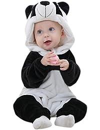 Amazon.fr   pyjama combinaison animaux panda - Bébé   Vêtements 4bf9dc59f45