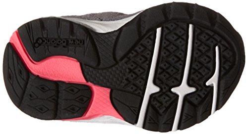 New Balance KJ888V1 Infant Running Shoe (Infant/Toddler) Grey/Pink