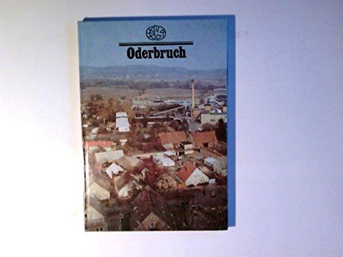 Oderbruch. mit Fotos von Bernd-H. Sefzik und einer Einf. von Steffi Knop