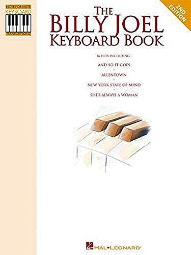 The Billy Joel Keyboard Book: Note-for-Note Keyboard Transcriptions by Billy Joel (1993-10-01)