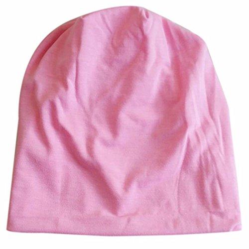 Caps Bonnet bonbons couleur Hip-Hop Rock Hommes Boy Ski Rose