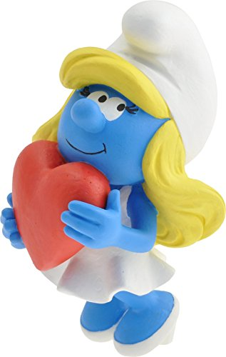Plastoy - 174 - El corazón de Smurfette