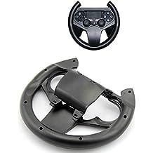 Rueda De Carrera De Dirección De Controlador De Mando De Juegos PlayStation PS4 Juego Negro