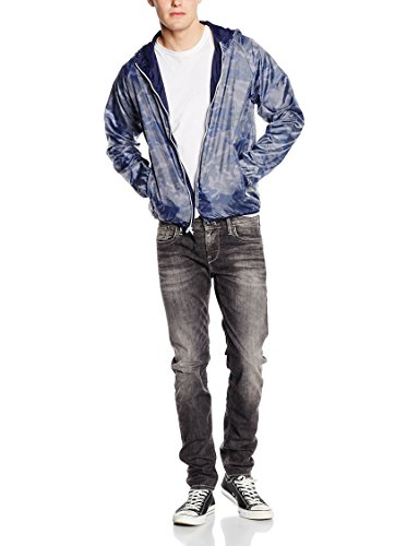 Pepe Jeans Herren Jeans Niedriger Bund PM200823Q212 - HATCH Grau (Denim I83)