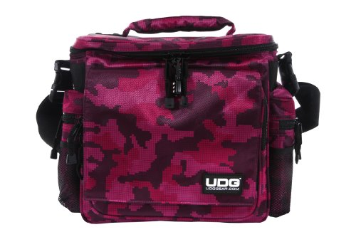 UDG SlingBag Trolley Deluxe digital camo pink -