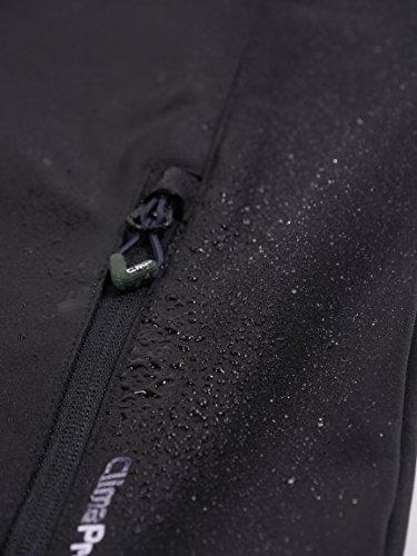 Softshellmantel CMP für Damen mit Fleece-Innenausstattung und Kapuze, in vielen Farben erhältlich. Wasserabweisend mit Windstopper. Für Wandern Outdoor und Freizeit. Sondermodell Ancelunasa Wood-Sand