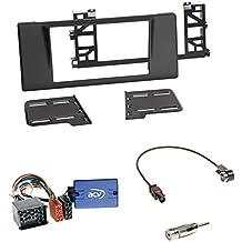 X5 E53 mit Ablagefach tomzz Audio /® 2404-020 Radioblende f/ür BMW 5er E39