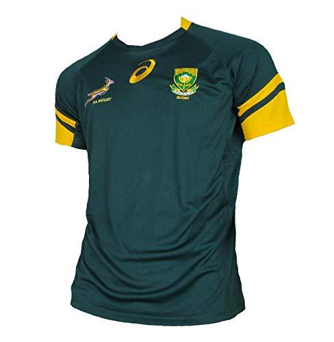 Springboks Rugby (Südafrika Rugby Trikot Asics Springboks)