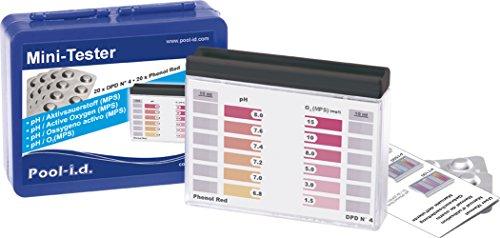 Pool-i.d PTM200 Pooltester Mini Aktivsauerstoff MPS/pH (O2 Mini)