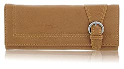 Fantosy Light Tan Womens Wallet