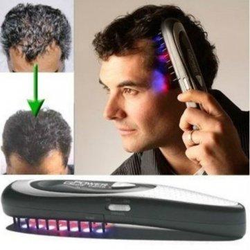 Power grow comb, peigne laser