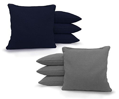 LLC Verordnung Cornhole Bags 17Farben Handmade Top Qualität (Set von 8) Expressversand ()