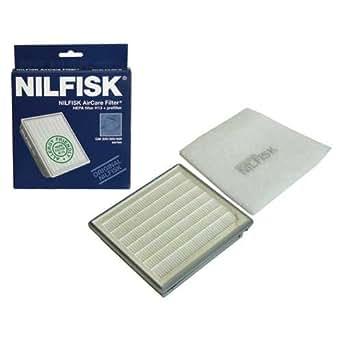 NILFISK ADVANCE - FILTRE HEPA COMPLET H13 GM410/420/430 - 21983000