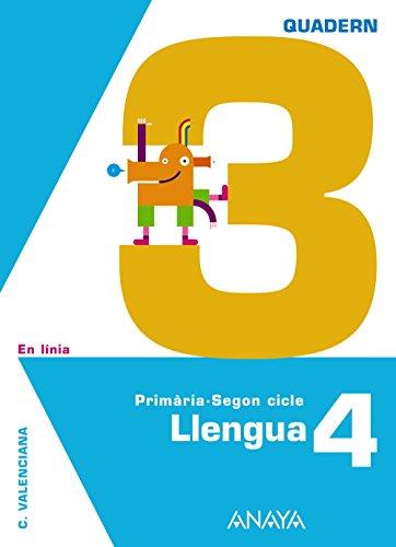 Llengua 4. Quadern 3. (En línia)