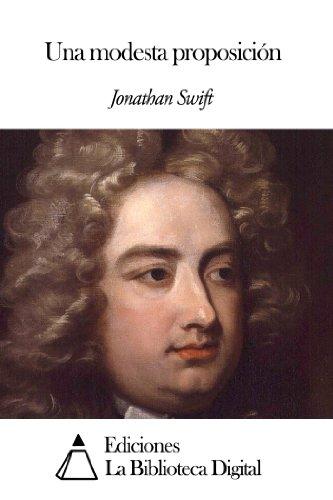 Una modesta proposición por Jonathan Swift