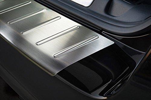 pkwelt-ladekantenschutz-stossstangenschutz-mit-abkantung-silber-100-edelstahl-einteilige-1-tlg
