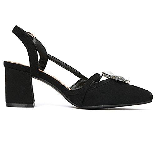 Caviglia Colore Di Alla Cinturino Donna Aiyoumei OTq7BwF
