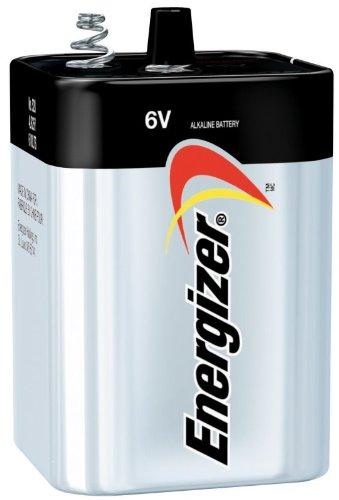 Top-Qualität von 529 Eveready Alkaline General Purpose Batterie - Alkaline - 2600mAh - 6V DC (Alkaline Batterie General Purpose)