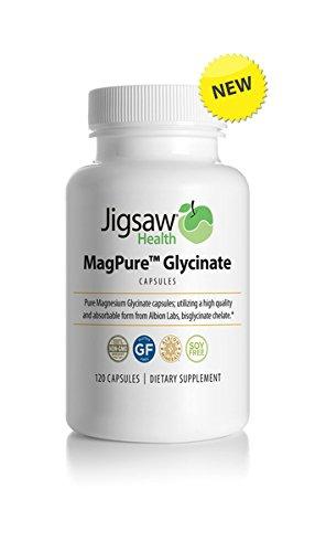 MagPure™ Glycinate - 120 Capsules