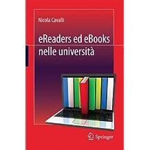 eReaders ed eBooks nelle Università (Italian Edition)