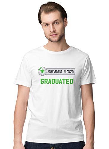 Achievement Unlocked Graduated Pregnancy Herren T-Shirt S