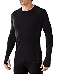 Smartwool Damen PHD Men'Light Long Sleeve Tee, schwarz