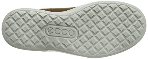 ECCO CADEN Jungen Combat Boots Braun (CAMEL/AMBER 59381)