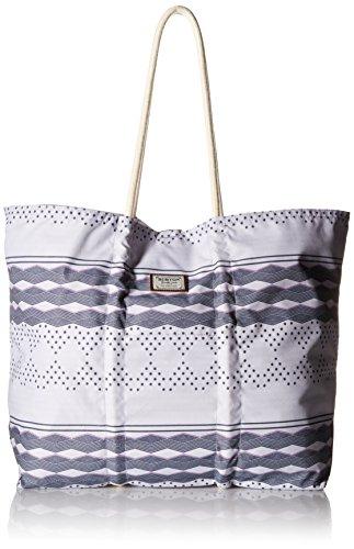 Burton Damen Schlussstein (Keystone) Tasche, groß, Ethnic Stripe, Einheitsgröße -