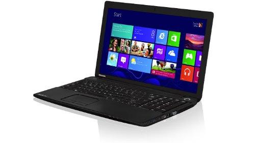 """Toshiba Satellite Pro C50-A-143 Nero Computer portatile 39,6 cm (15.6"""") 1366 x 768 Pixel 2,6 GHz Intel® CoreTM i5 di terza generazione i5-3230M"""