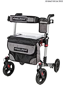 Able2 Wheelzahead TRACK 3.0 Rollator