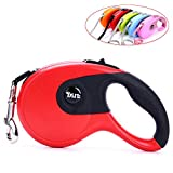 Galaxer Dog Lead Retractable Dog Leash, 5M Extendable Automatic Heavy Duty Pet Dog