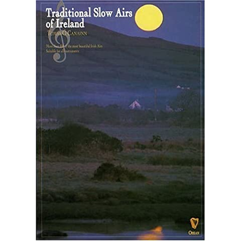 TRAD'L SLOW AIRS OF IRELAND (Penny &