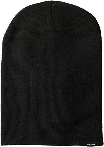 Imagen de volcom modern beanie gorros, unisex niños, negro, o/s