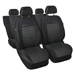 Dunkelgrau 2 X Auto Vordere Sitzbezug Abdeckung Schutz Audi A4 B8 A4 B7 A6 C4