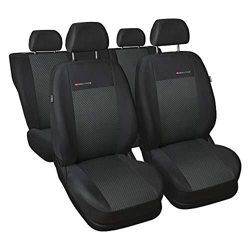 Golf IV 97-06 Sitzbezüge Sitzbezug Schonbezüge ELEGANCE 3