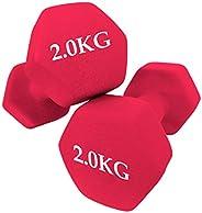 unycos - Set di 2 manubri - Esercizio Fitness - Allenamento a casa - Palestra