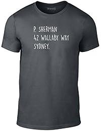 Brand88, P Sherman 42 Wallaby Way Sydney, Adult fashion tee