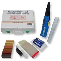 """Kit de reparación de """"Madera"""" para tarima flotante, parquet y muebles de calidad"""