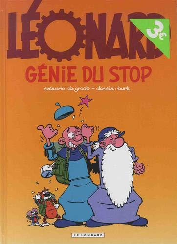 Léonard - tome 41 - Génie du stop (opé été 2019)
