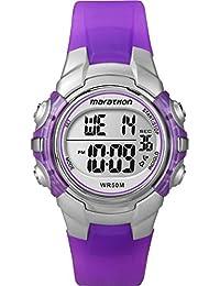 Timex Marathon T5K816 - Reloj de cuarzo para mujeres, color morado