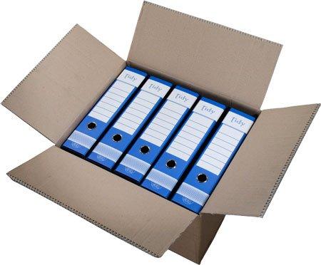 Simba paper design 40 scatole cartone 2 onde trasloco+spedizione faldoni cm. 45x36 h30