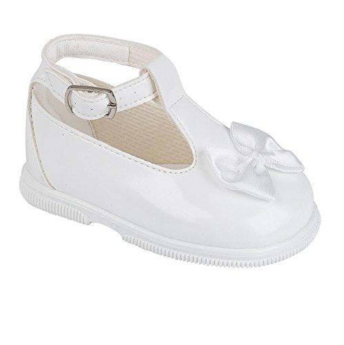 Early Days , Chaussures premiers pas pour bébé (fille) Blanc - Blanc